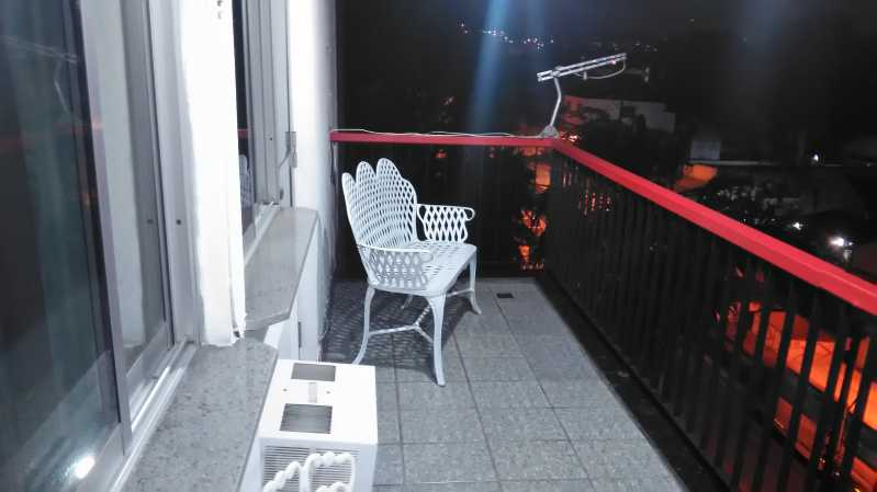 7 - varanda - Apartamento Engenho Novo,Rio de Janeiro,RJ À Venda,2 Quartos,76m² - MEAP20488 - 8