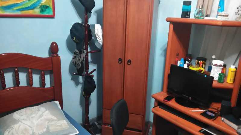 8 - quarto 1 - Apartamento Engenho Novo,Rio de Janeiro,RJ À Venda,2 Quartos,76m² - MEAP20488 - 9
