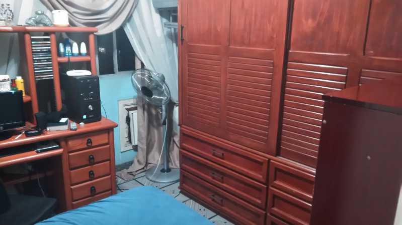 10 - quarto 1 - Apartamento Engenho Novo,Rio de Janeiro,RJ À Venda,2 Quartos,76m² - MEAP20488 - 10