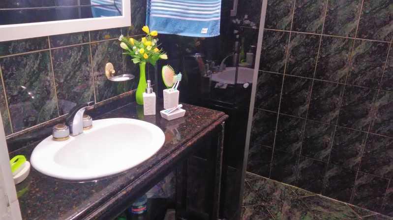 15 - banheiro social - Apartamento Engenho Novo,Rio de Janeiro,RJ À Venda,2 Quartos,76m² - MEAP20488 - 16