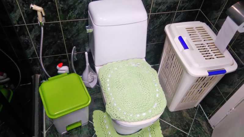 16 - banheiro social - Apartamento Engenho Novo,Rio de Janeiro,RJ À Venda,2 Quartos,76m² - MEAP20488 - 17