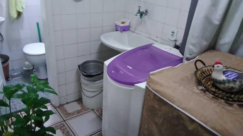 20 - área de serviço - Apartamento Engenho Novo,Rio de Janeiro,RJ À Venda,2 Quartos,76m² - MEAP20488 - 21