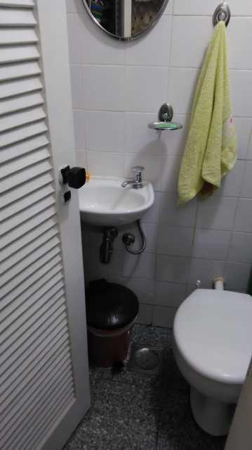 22 - banheiro de empregada - Apartamento Engenho Novo,Rio de Janeiro,RJ À Venda,2 Quartos,76m² - MEAP20488 - 23