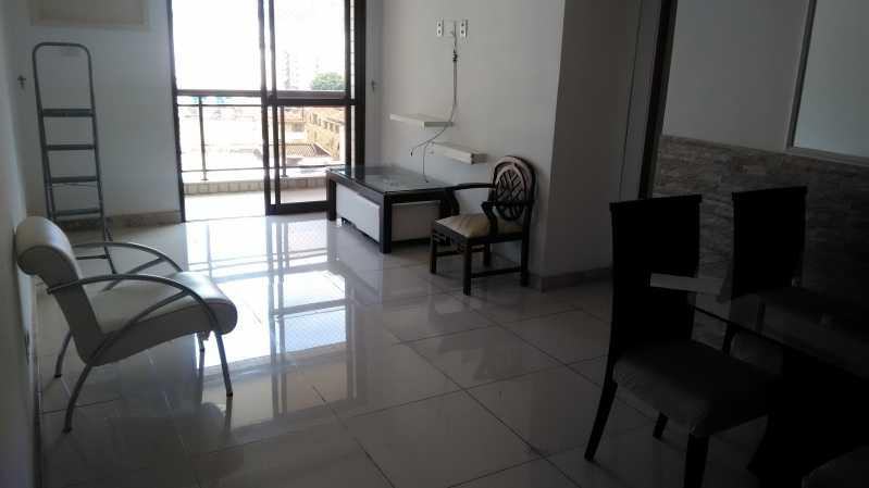 1 - sala - Apartamento À VENDA, Tijuca, Rio de Janeiro, RJ - MEAP30174 - 1