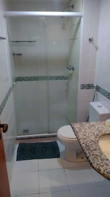 7 - banheiro social - Apartamento À VENDA, Tijuca, Rio de Janeiro, RJ - MEAP30174 - 8