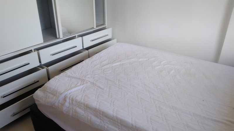 8 - quarto 1 - Apartamento Tijuca,Rio de Janeiro,RJ À Venda,3 Quartos,102m² - MEAP30174 - 9
