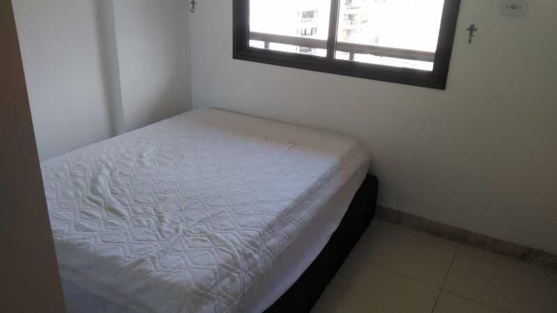 9 - quarto 1 - Apartamento Tijuca,Rio de Janeiro,RJ À Venda,3 Quartos,102m² - MEAP30174 - 10