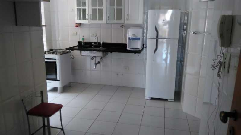 16 - cozinha - Apartamento À VENDA, Tijuca, Rio de Janeiro, RJ - MEAP30174 - 17