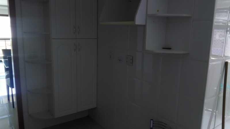 17 - cozinha - Apartamento À VENDA, Tijuca, Rio de Janeiro, RJ - MEAP30174 - 18