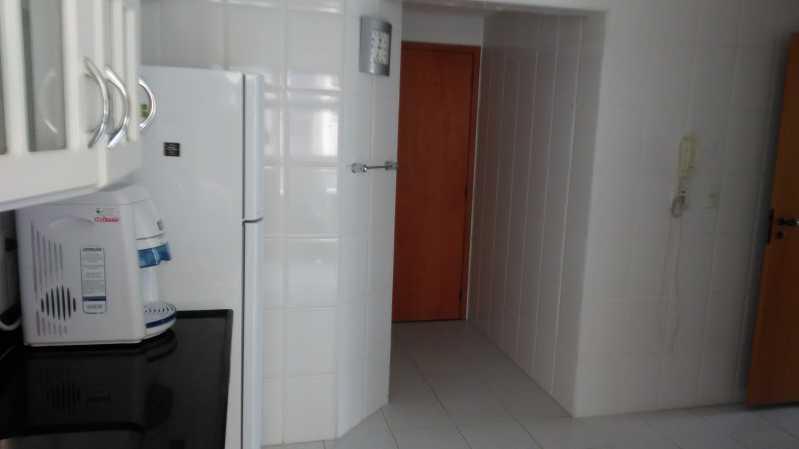 18 - cozinha - Apartamento Tijuca,Rio de Janeiro,RJ À Venda,3 Quartos,102m² - MEAP30174 - 19