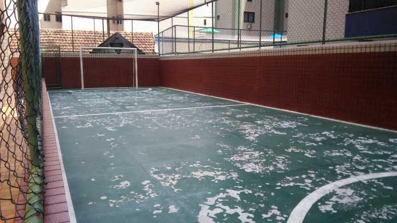 25 - quadra - Apartamento À VENDA, Tijuca, Rio de Janeiro, RJ - MEAP30174 - 25