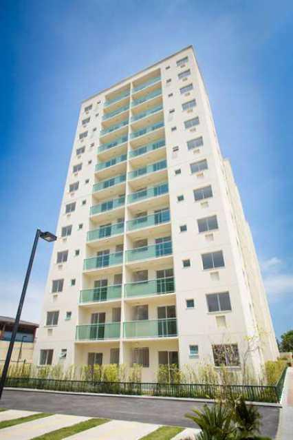 FACHADA 2 - Apartamento Estrada dos Bandeirantes,Camorim,Rio de Janeiro,RJ À Venda,2 Quartos,59m² - FRAP20791 - 1