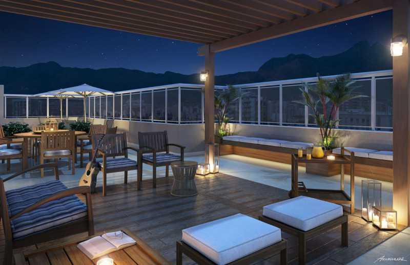 Perspectivas 6 - Apartamento Vila Isabel,Rio de Janeiro,RJ À Venda,2 Quartos,67m² - FRAP20811 - 11