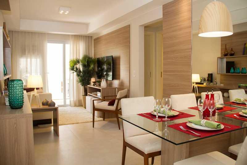 decorado 1 - Apartamento Vila Isabel,Rio de Janeiro,RJ À Venda,3 Quartos,75m² - FRAP30324 - 1