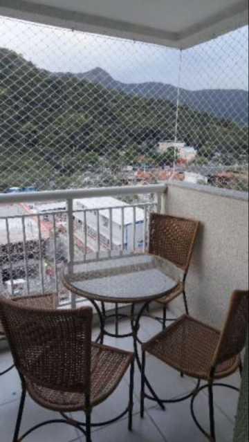 3 - Apartamento Recreio dos Bandeirantes,Rio de Janeiro,RJ À Venda,2 Quartos,63m² - FRAP20840 - 4
