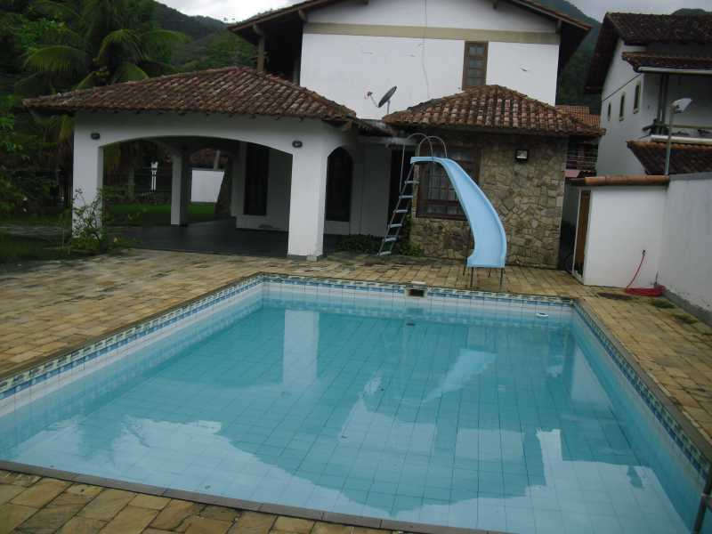 2 - Casa em Condominio À VENDA, Anil, Rio de Janeiro, RJ - FRCN40061 - 1