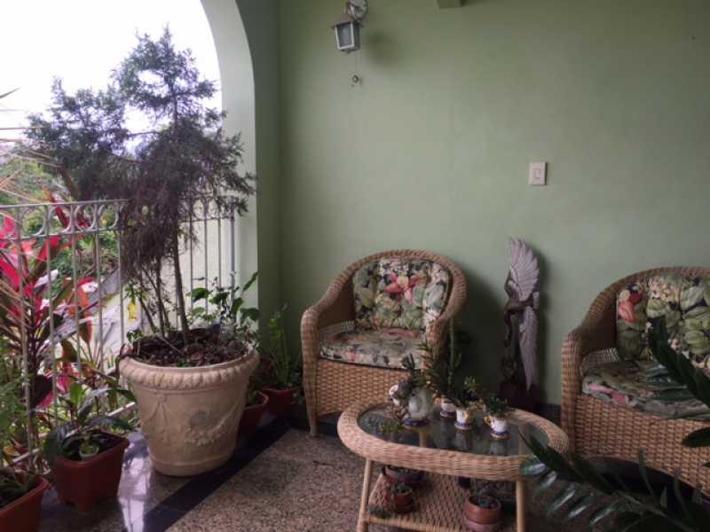 07 - Casa em Condomínio 4 quartos à venda Taquara, Rio de Janeiro - R$ 600.000 - FRCN40062 - 8