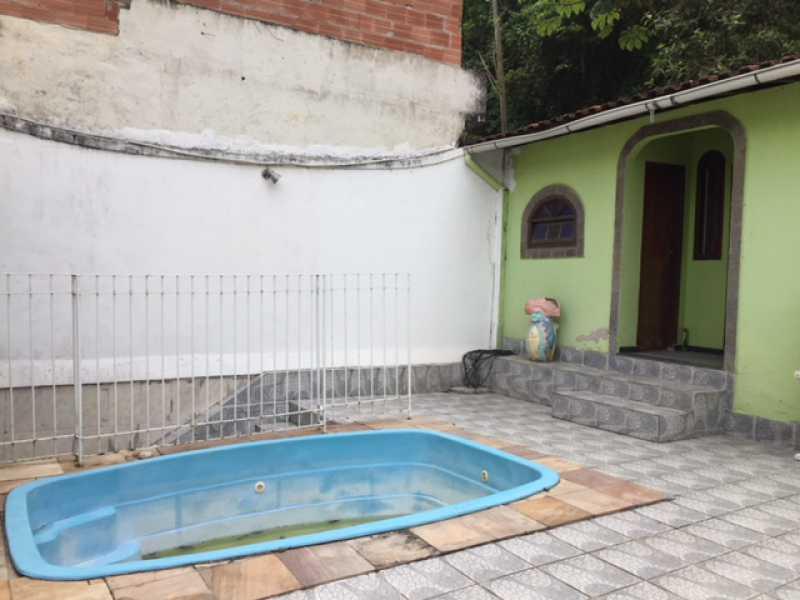 26 - Casa em Condomínio 4 quartos à venda Taquara, Rio de Janeiro - R$ 600.000 - FRCN40062 - 19