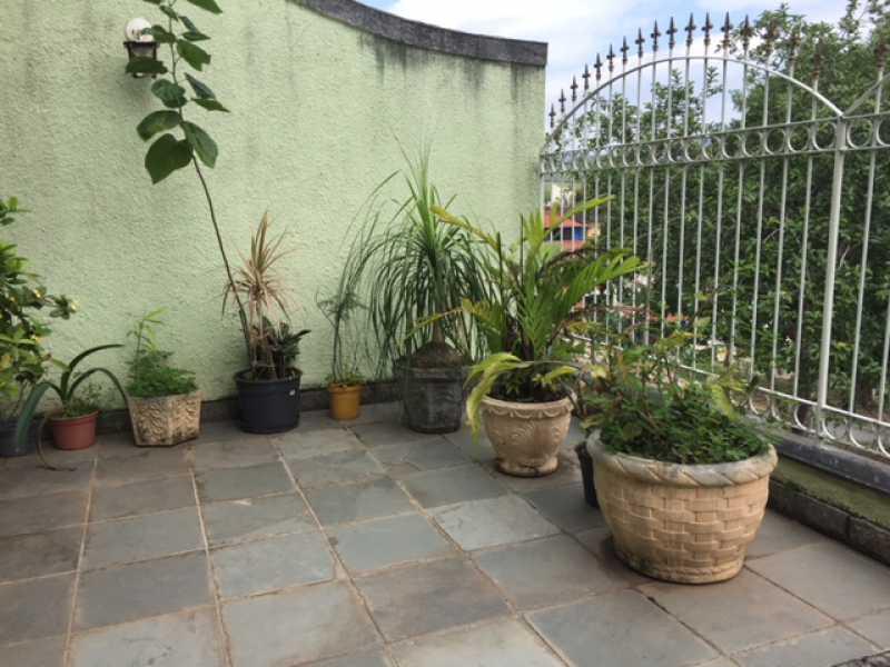29 - Casa em Condomínio 4 quartos à venda Taquara, Rio de Janeiro - R$ 600.000 - FRCN40062 - 22