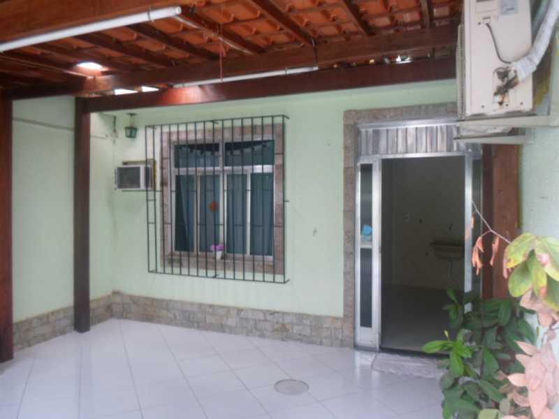 1 - Casa de Vila À VENDA, Pechincha, Rio de Janeiro, RJ - FRCV20004 - 1