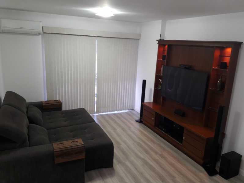 3 - Sala - Apartamento Vila Isabel,Rio de Janeiro,RJ À Venda,2 Quartos,94m² - MEAP20549 - 3