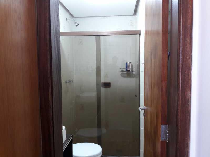 13 - BanheiroSuite - Apartamento Vila Isabel,Rio de Janeiro,RJ À Venda,2 Quartos,94m² - MEAP20549 - 11