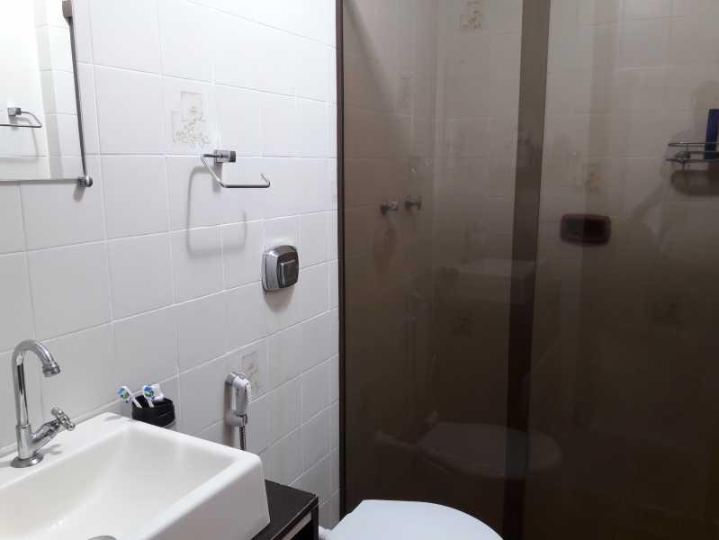 14 - BanheiroSuite - Apartamento Vila Isabel,Rio de Janeiro,RJ À Venda,2 Quartos,94m² - MEAP20549 - 12