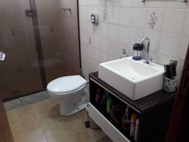 16 - Banheiro SOCIAL - Apartamento Vila Isabel,Rio de Janeiro,RJ À Venda,2 Quartos,94m² - MEAP20549 - 14
