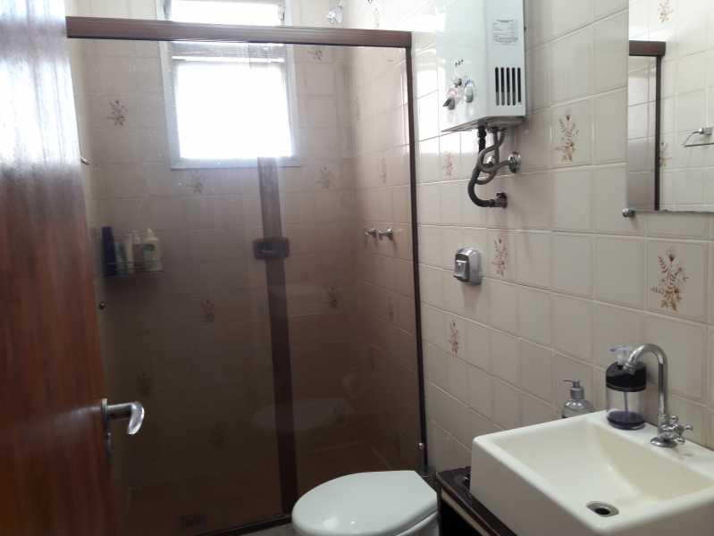 17 - Banheiro SOCIAL - Apartamento Vila Isabel,Rio de Janeiro,RJ À Venda,2 Quartos,94m² - MEAP20549 - 24