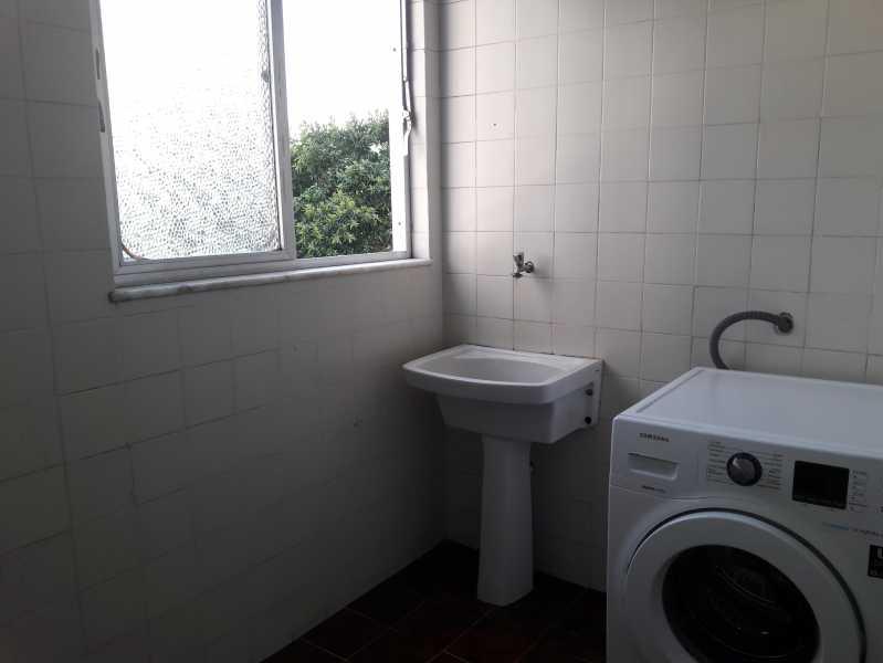 21 - Servico - Apartamento Vila Isabel,Rio de Janeiro,RJ À Venda,2 Quartos,94m² - MEAP20549 - 17