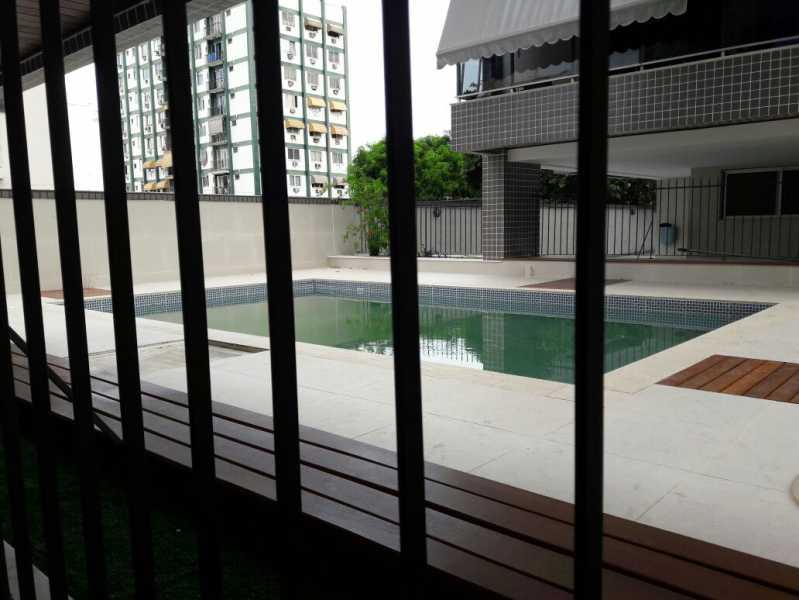 27 - piscina - Apartamento Vila Isabel,Rio de Janeiro,RJ À Venda,2 Quartos,94m² - MEAP20549 - 21
