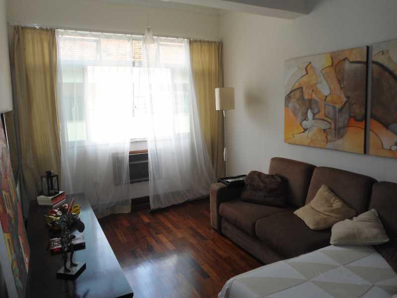 1 - sala. - Apartamento 2 quartos à venda Riachuelo, Rio de Janeiro - R$ 385.000 - MEAP20550 - 3