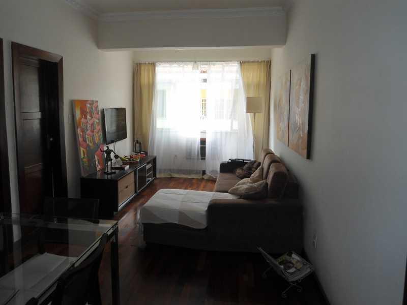 4 - sala. - Apartamento 2 quartos à venda Riachuelo, Rio de Janeiro - R$ 385.000 - MEAP20550 - 5