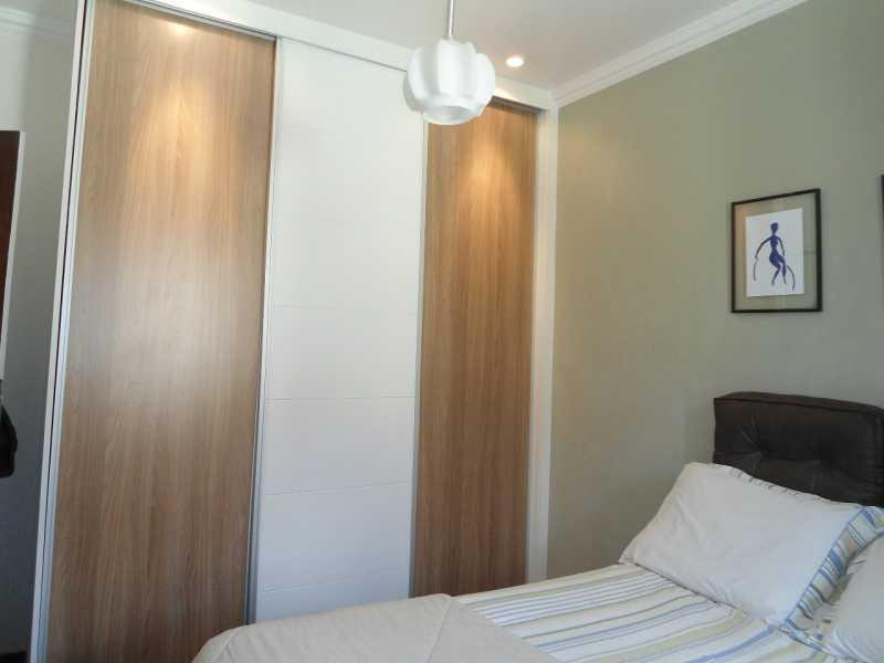 5 - quarto 1. - Apartamento 2 quartos à venda Riachuelo, Rio de Janeiro - R$ 385.000 - MEAP20550 - 6