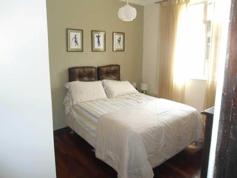 6 - quarto 1. - Apartamento 2 quartos à venda Riachuelo, Rio de Janeiro - R$ 385.000 - MEAP20550 - 7