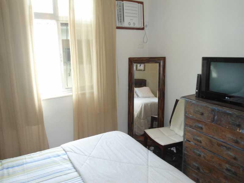 7 - quarto 1. - Apartamento 2 quartos à venda Riachuelo, Rio de Janeiro - R$ 385.000 - MEAP20550 - 8