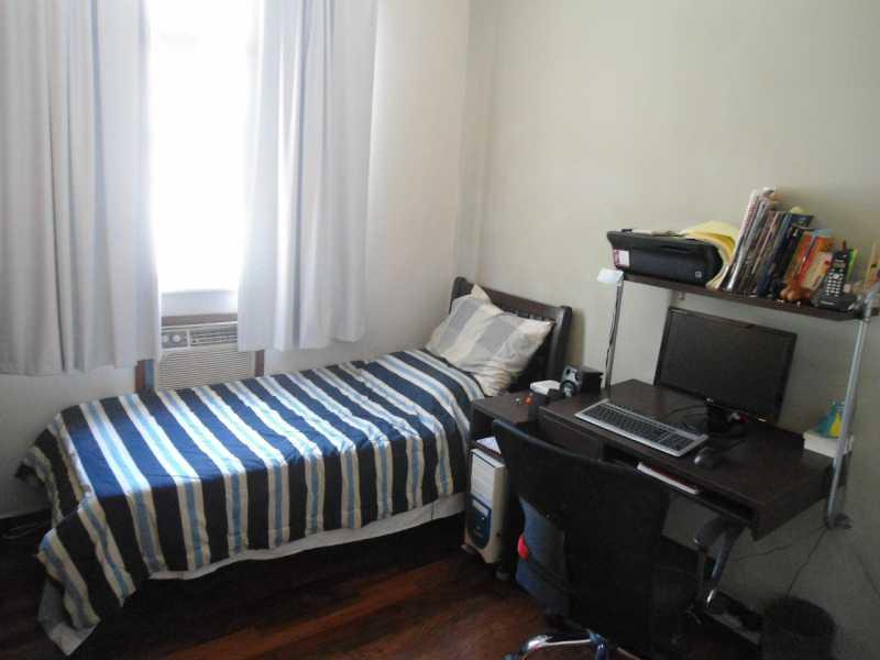9 - quarto 2. - Apartamento 2 quartos à venda Riachuelo, Rio de Janeiro - R$ 385.000 - MEAP20550 - 10