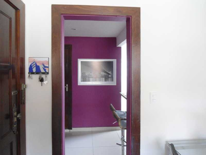 10 - circulação. - Apartamento 2 quartos à venda Riachuelo, Rio de Janeiro - R$ 385.000 - MEAP20550 - 11