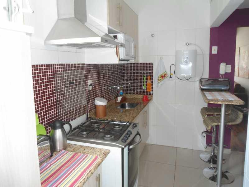 11 - cozinha. - Apartamento 2 quartos à venda Riachuelo, Rio de Janeiro - R$ 385.000 - MEAP20550 - 12