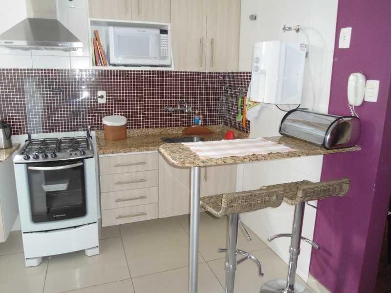 12 - cozinha. - Apartamento 2 quartos à venda Riachuelo, Rio de Janeiro - R$ 385.000 - MEAP20550 - 13