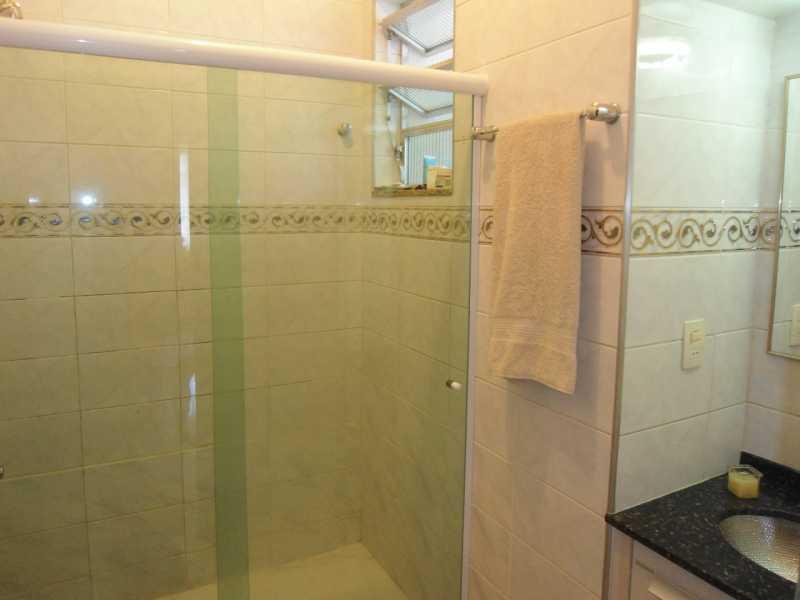 13 - banheiro social. - Apartamento 2 quartos à venda Riachuelo, Rio de Janeiro - R$ 385.000 - MEAP20550 - 14