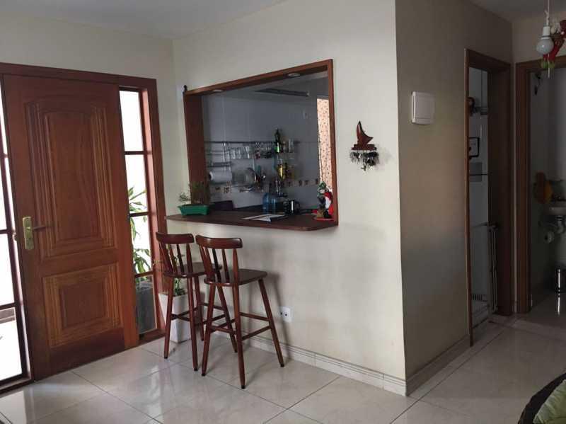 1 - Casa de Vila Pechincha,Rio de Janeiro,RJ À Venda,2 Quartos,88m² - FRCV20007 - 5