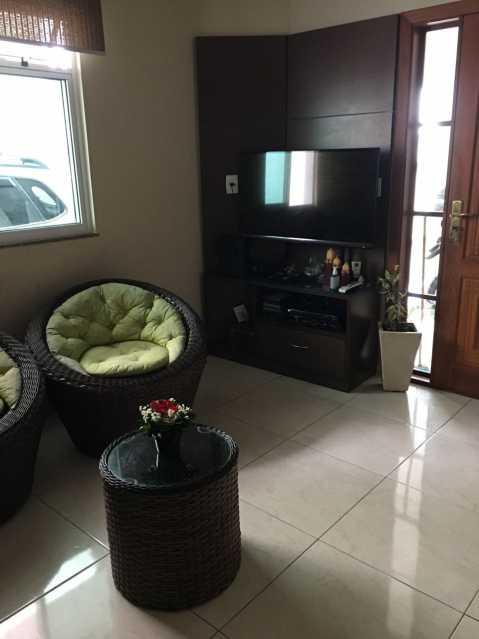 3 - Casa de Vila Pechincha,Rio de Janeiro,RJ À Venda,2 Quartos,88m² - FRCV20007 - 1