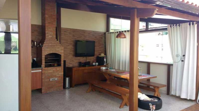 14 - Casa de Vila Pechincha,Rio de Janeiro,RJ À Venda,2 Quartos,88m² - FRCV20007 - 15