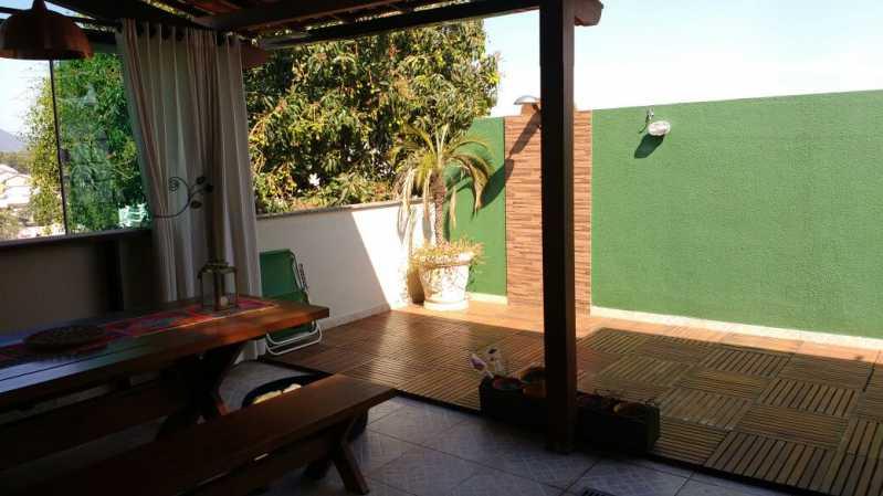 15 - Casa de Vila Pechincha,Rio de Janeiro,RJ À Venda,2 Quartos,88m² - FRCV20007 - 16
