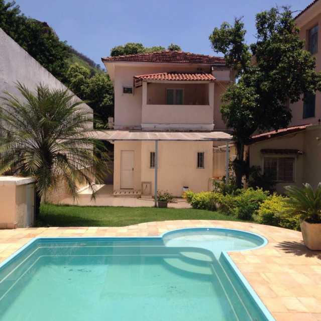 1 - Casa À VENDA, Riachuelo, Rio de Janeiro, RJ - MECA40012 - 1