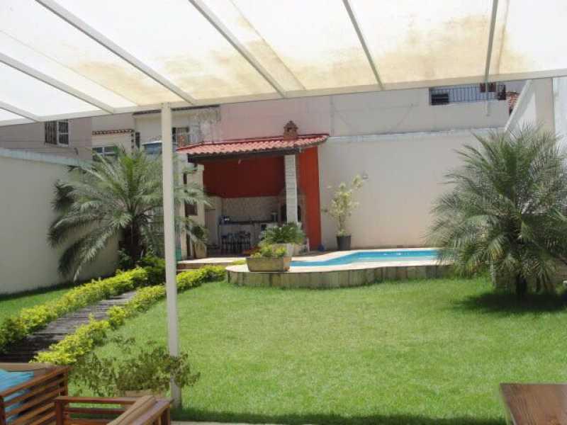 3 - Casa À VENDA, Riachuelo, Rio de Janeiro, RJ - MECA40012 - 4