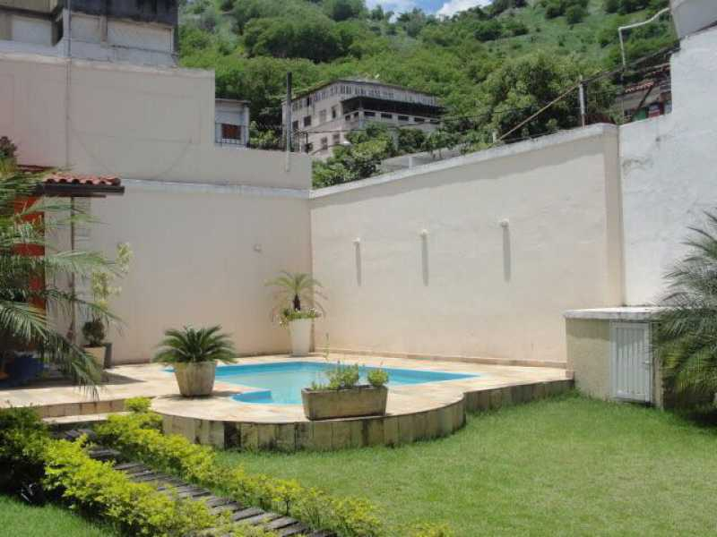 4 - Casa À VENDA, Riachuelo, Rio de Janeiro, RJ - MECA40012 - 5
