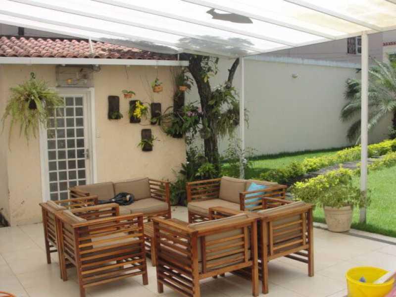 5 - Casa À VENDA, Riachuelo, Rio de Janeiro, RJ - MECA40012 - 6