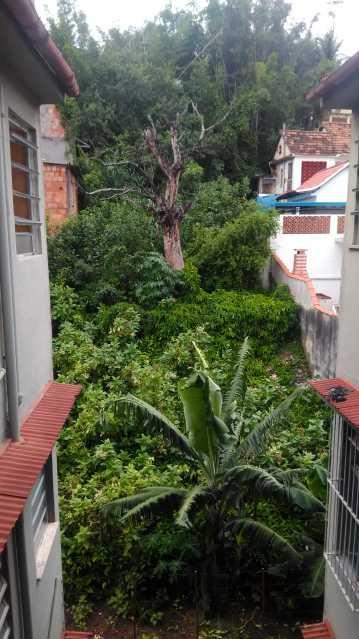 1 - VISTA DO IMÓVEL - Apartamento Engenho de Dentro, Rio de Janeiro, RJ À Venda, 1 Quarto, 47m² - MEAP10078 - 11